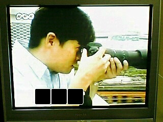 自画像f^_^;