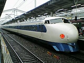 岡山駅にて…