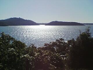 浜名湖SAにて…