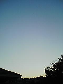 良い天気(^_^)