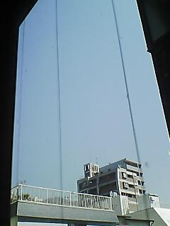 神戸の朝…